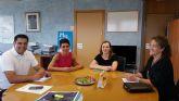 Un programa de jardinería permitirá contratar 15 jóvenes parados en Beniel