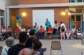 Se clausura el curso 2017/2018 del Centro de Día para la Discapacidad Intelectual José Moyá Trilla del Ayuntamiento de Totana