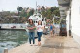 18 rutas guiadas gratuitas invitan a conocer este mes de agosto la bahía de Mazarrón