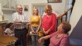 La Comunidad destina 781.000 euros para ayuda a domicilio de 43 personas mayores en Abarán