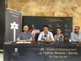 MurciaaEscena presenta en San Javier los nominados a los Premios Azahar de las Artes Escénicas de la Región de Murcia