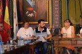 Festejos prepara ya las fiestas patronales bajo la gesti�n del concejal de Fiestas Miguel �ngel Peña