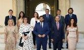 L�pez Miras destaca el proyecto de �xito, reformista y liberal del nuevo Gobierno, que trabajar� con el �nico objetivo de mejorar la Regi�n de Murcia