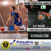 Ester Aracil y Rut Marín renuevan con el UCAM Primafrio Jairis de LF2