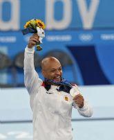 Ray Zapata, subcampeón olímpico