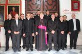 Los vicarios toman posesi�n de sus cargos