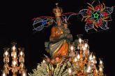 La Virgen de la Salceda, lista para volver en romería a la Ermita del Coto tras las fiestas torreñas