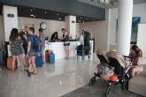 Mazarrón llena sus hoteles durante el mes de agosto