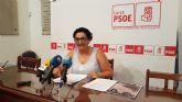 El PSOE de Lorca prestará ayuda para solicitar la subida de las pensiones de viudedad