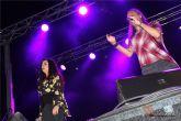Camela reúne a unas 18.000 personas en su concierto de las fiestas de Las Torres de Cotillas