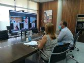 El Ayuntamiento se reúne con la Comisión de Comercio para evaluar la situación actual