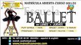 La Escuela de Danza Manoli C�novas inicia el curso 2021-22