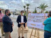 La Comunidad mejorará la seguridad vial de la principal arteria de comunicación de Abanilla con la construcción de una nueva rotonda