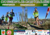 El 26 de septiembre, Puerto Lumbreras acoge el Regional de Cross por Clubes