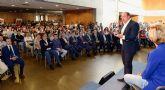 Pedro Antonio Sánchez: 500 jóvenes agricultores toman hoy el relevo en el sector agrario de la Región