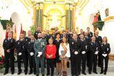 La Policía Local celebra el día de sus patronos con la entrega de medallas
