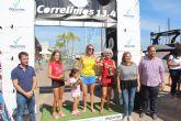 José Carlos Caparrós y Bienvenido Ballester conquistan el Correlimos en las distancias de 7,6 y 13,4 kilómetros