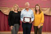 Antonio Ballesta es nombrado Mayor del Año en el X aniversario del Centro de Día