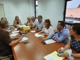 La Junta de Gobierno Local de Molina de Segura adjudica las obras de urbanización en calles Los Romeros, Norte, San Gabriel y Diamante, por importe de 116.169,68 euros