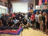 La Peña Barcelonista de Roldán solidara con AELIP y Dgenes en la celebración de su X aniversario