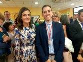 AELIP presente en la X Escuela de formaci�n CREER-FEDER que cont� con la presencia de S.M la Reina Letizia