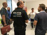 La Junta Técnica de Seguridad del Ayuntamiento de Torre Pacheco se reúne