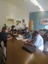 Ayuntamiento y Asociación Acción Familiar suscriben un convenio para impartir charlas de formación online para madres y padres de Puerto Lumbreras