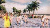 Comienzan la obras de renovación de los paseos marítimos de Villananitos y La Puntica