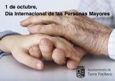 Día Internacional de las Personas Mayores. Torre Pacheco 2020