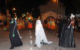 Personajes fantásticos invaden las calles de San Pedro del Pinatar para celebrar Halloween