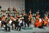 La Orquesta Sinfónica de Cartagena ofrece un concierto gratuito en la Caridad de Cartagena