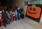 Las Torres de Cotillas lo pasó de miedo en Halloween con diversas fiestas del terror