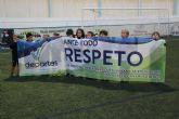 Deportes y la EFB Pinatar crean una campaña para fomentar el juego limpio y el respeto en el campo