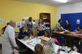 Niños y adultos desarrollan su creatividad en las clases de pintura de José Semitiel y Vanessa Rojas