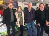 Arranca la Feria de Día que se prolongará hasta el próximo 10 de diciembre en el lateral del parque municipal