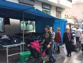 Esta semana el mercadillo semanal de Totana se adelanta a mañana y el de El Paretón-Cantareros al jueves
