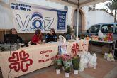 El maratón de radio recauda 1.000 euros a beneficio de Cáritas