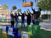 Nuevas Generaciones de Puerto Lumbreras impulsa una campaña solidaria de recogida de juguetes