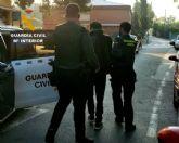 La Guardia Civil detiene a un peligroso delincuente por siete robos en vehículos