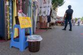El mercadillo del Cénit abrirá los sábados de diciembre