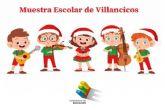 Educación celebrará online su tradicional Muestra Escolar de Villancicos