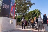 Cartagena homenajea y visibiliza a las personas con VIH con un monumento