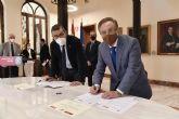 Grupo Fuertes y la Universidad de Murcia renuevan la C�tedra de Excelencia Empresarial