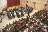 Multitudinario concierto de Navidad a cargo de la Banda Municipal de Música