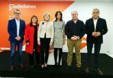 Ciudadanos renueva su estructura en Alcantarilla y pone a su frente a la concejal Yolanda García