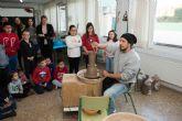 75 niños asisten a las Escuelas de Navidad de Mazarr�n y Puerto