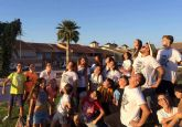 Juventud divino tesoro: la Peña festera '20 de copas' de Las Torres de Cotillas