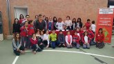 El Colegio Reina Sofía participó en la carrera solidaria a beneficio de la Asociación Refugio del Viento