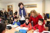 El colegio Juan Antonio López Alcaraz estrena un nuevo módulo con 6 aulas de Educación Primaria