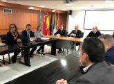 La Alcaldesa de Molina de Segura plantea varias propuestas a la Confederación Hidrográfica del Segura para la limpieza y recuperación ambiental del Río Segura